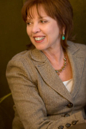Q&A with Nora Roberts